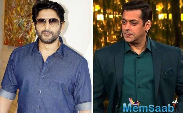 This is what Arshad Warsi has to say about Bigg Boss 11