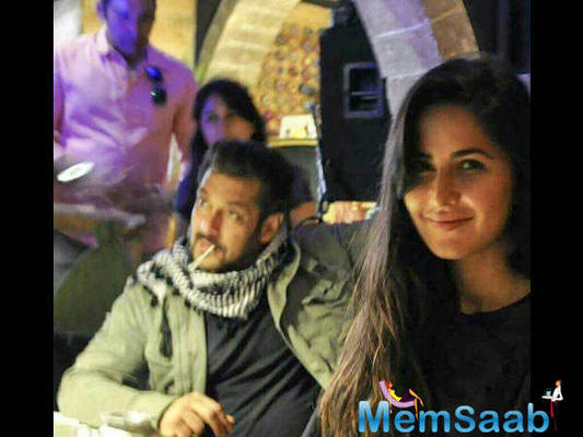Tiger Zinda Hai poster: The wounded Tiger is back to roar in the theaters near you