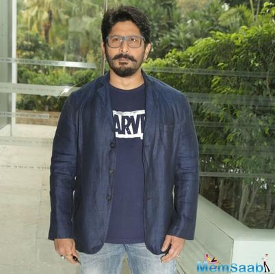 Arshad Warsi in a fix over choosing 'Golmaal'