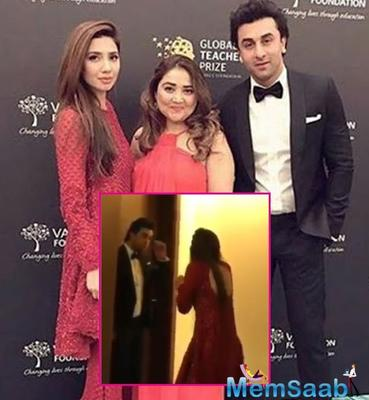 Finally: Mahira Khan breaks silence on her viral photos with Ranbir Kapoor