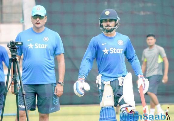Ravi Shastri highest paid cricket coach but Virat Kohli is not highest paid cricketer