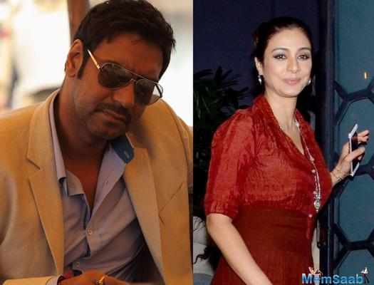 Tabu: I'll not say no to a film with Ajay Devgn