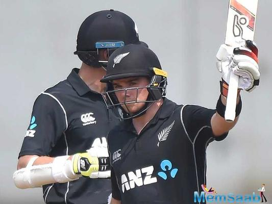 Latham, Taylor spoil the Virat Kohli's party as New Zealand beat India by six wickets
