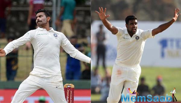Ravichandran Ashwin, Ravindra Jadeja included in India Test side for Sri Lanka series