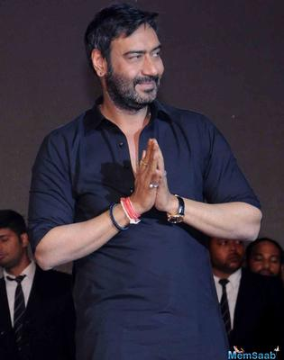 "When the clash with Aamir Khan's Secret Superstar had been imminent, Ajay Devgan, at a media interaction, said, ""Both the films will find their respective space and they have completely different stories."""