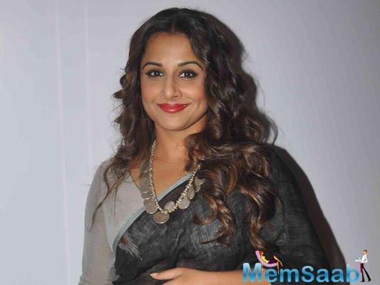 Vidya Balan speaks up on Harvey Weinsteins in Bollywood