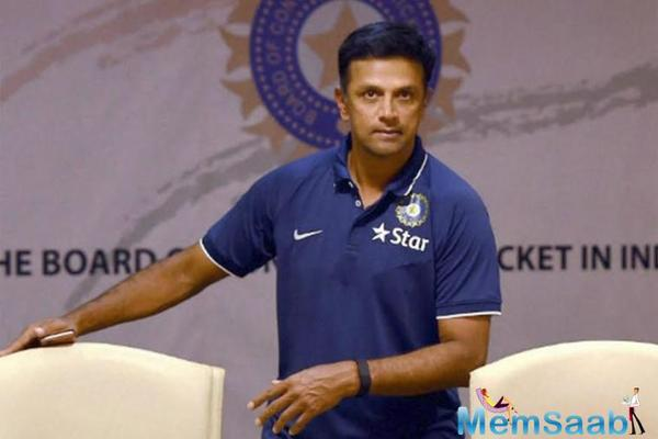 Rahul Dravid: Change in bat size will have an impact on the game