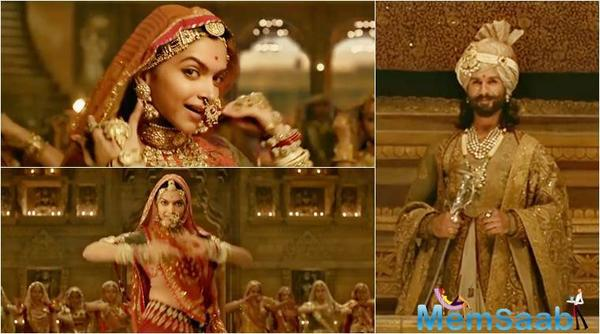 My most fulfilling yet difficult song yet': Deepika on Ghoomar