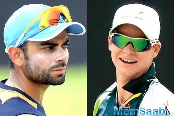 Steve Smith terms India skipper Virat Kohli's DRS claims as rubbish