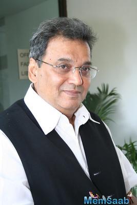Director Subhash Ghai to pen a book?