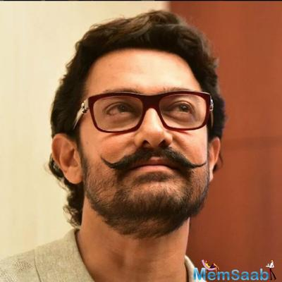 Aamir Khan goes to China once more