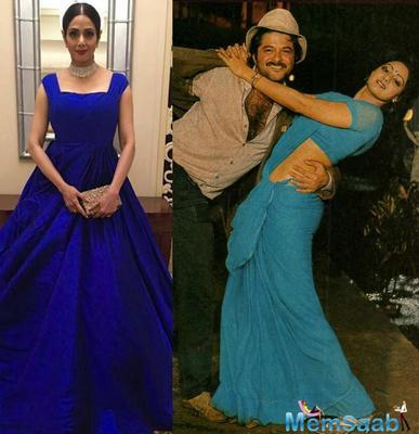 Sridevi-Jhanvi Kapoor in the remake of  Mr India?