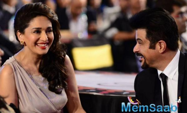 """Anil Kapoor-Madhuri Dixit have been approached for """"Total Dhamaal""""?"""