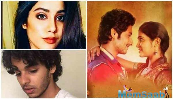 Sairat remake: Ishan Khattar and Jhanvi Kapoor's film to go on floors in December