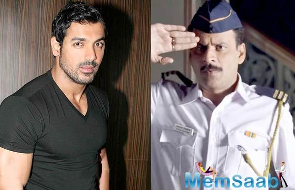 John Abraham and Manoj Bajpayee to team up for Milap Zaveri's suspense thriller?