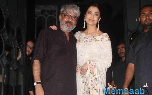 Aishwarya Rai and Sanjay Leela Bhansali team up again for a project?