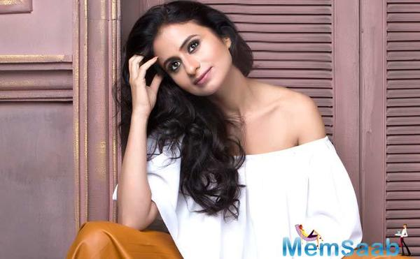 After Manto Rasika Dugal signs another film titled Reincarnation