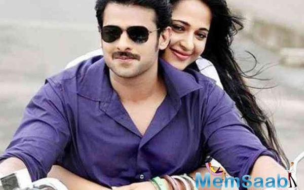 Prabhas behind Anushka Shetty turning down Karan Johar's Bollywood film?