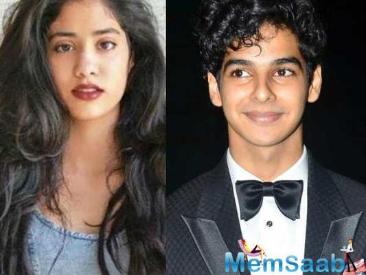 Janhvi Kapoor and Ishaan Khatter starrer 'Sairat' remake titled as 'Dhadak'?