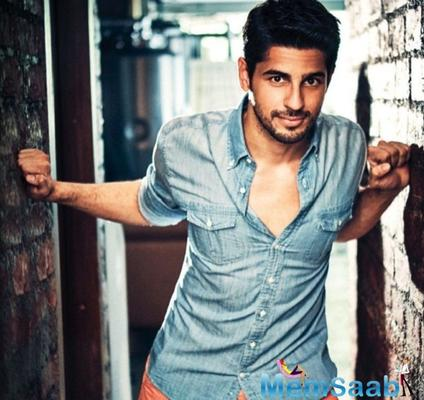 Find here what Sidharth has to say on Marriage or live-in relationships