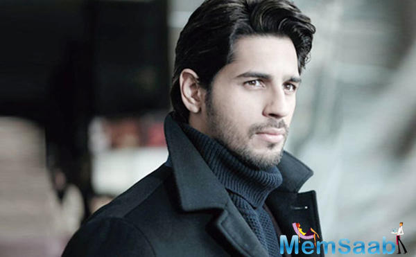 Sidharth Malhotra to come up with his own clothing line?