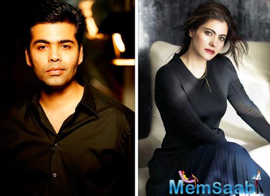 Karan Johar: Kajol is a special part of my life