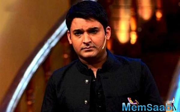 Kapil Sharma falls ill again: failed to make it to Akshay Kumar's Great Indian Laughter Challenge shoot