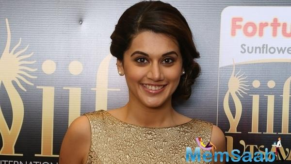 Aniruddha Roy Chowdhury: Taapsee Pannu got 'Pink' role after popular actor refused it