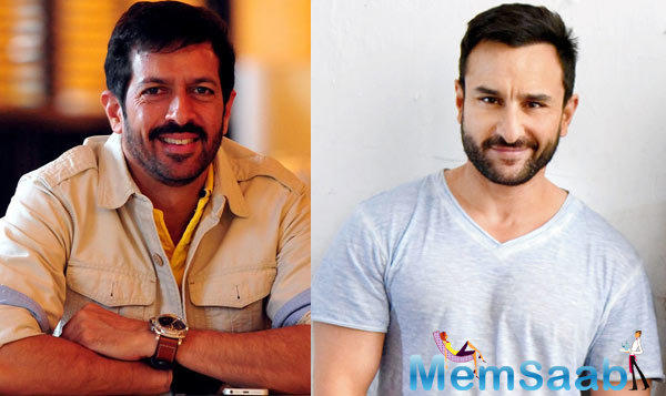 Find out the real reason, why Saif Ali Khan backed out of Kabir Khan's Web Series