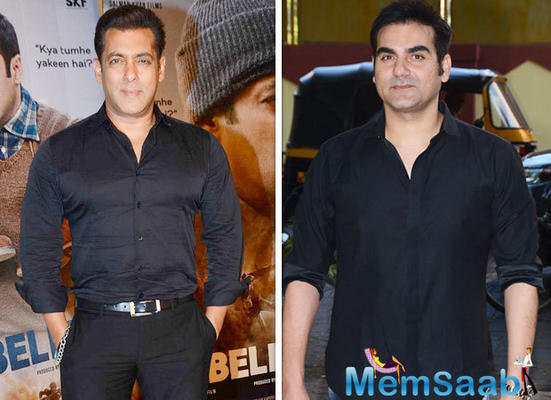 Arbaaz Khan reveals why he won't direct Dabangg 3