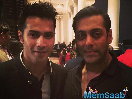 What! Varun Dhawan replaces Salman Khan in Remo D'Souza's dance movie