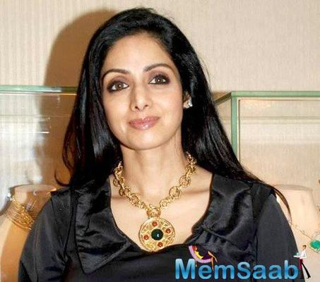 Sridevi and Gauri Shinde team up for  'English Vinglish' sequel?