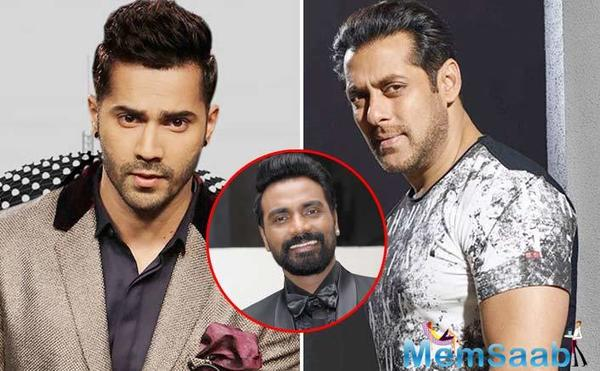 Varun Dhawan will not replace Salman Khan: Remo D'Souza rubbishes the report
