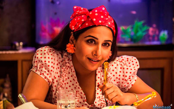 Vidya Balan: Every time I tried something new, films didn't work
