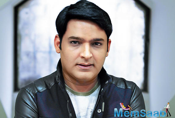 Kapil Sharma to star in an american tv series comedy curry?