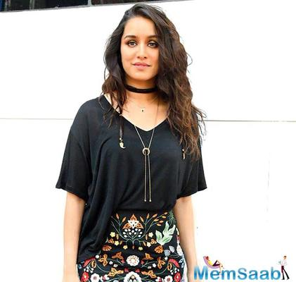 Shraddha Kapoor wants to continue her acting and singing career
