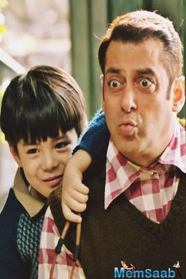 IFFI 2017: Matin Rey Tangu trolls Salman Khan for 'overacting' and the actor can't stop laughing