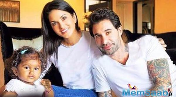 Sunny Leone doesn't intend to keep adoption fact secret with her daughter Nisha