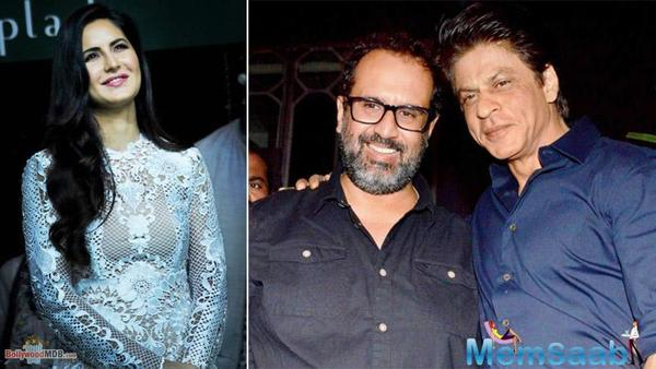SRK and Anand L Rai's film was originally titled Katrina Meri Jaan, reveals Katrina