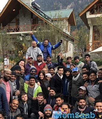It's a wrap up for Shoojit Sircar's 'October'