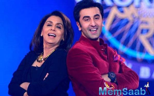 Neetu Kapoor egging Ranbir to tie the knot amid link-up rumours?