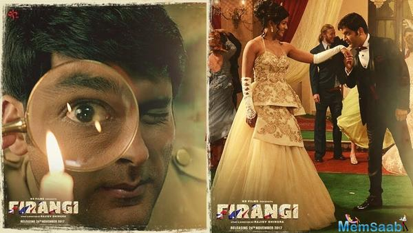 Firangi movie review: Kapil Sharma fails to deliver
