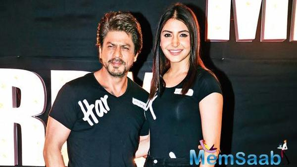 Armed Forces Week: SRK and Anushka lauds soldiers for their sacrifices