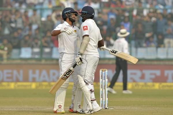 Ind vs SL, 3rd Test: Dinesh Chandimal helps Sri Lanka reach 356/9, trail by 180 runs