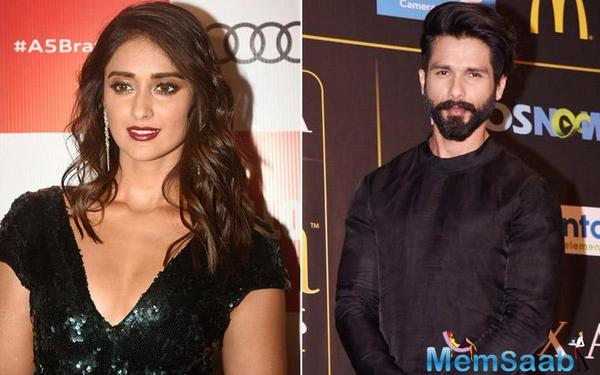 "In an interview Prerna Arora, who is co-producing the film with T-Series, quoted, ""We have only spoken to Ileana so far."""