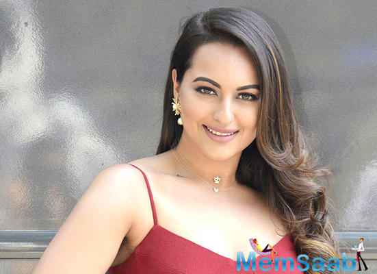 Here's what Sonakshi Sinha has to say about catfights in Bollywood