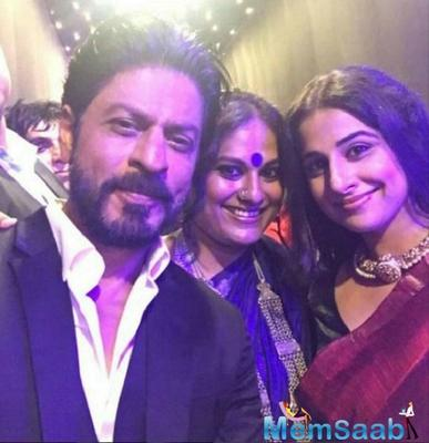 Vidya Balan would love to star in 'Ijaazat' remake with Shah Rukh Khan