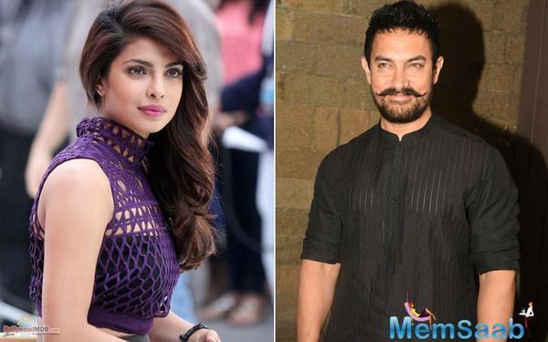 Aamir Khan walks out of Rakesh Sharma biopic opposite Priyanka Chopra