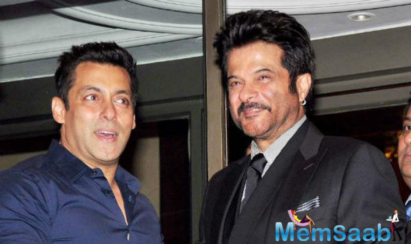 Anil Kapoor to play salman khan's on-screen father in Race 3