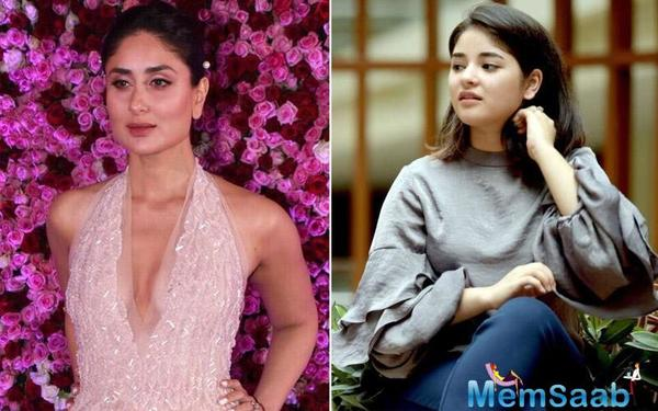 """Women are way more superior than men"": Kareena Kapoor Khan on Zaira Wasim Incident"